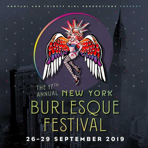 New York Burlesque Festival 2019
