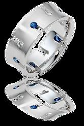 Wedding Ring White Gold