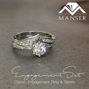 Engagement Ring and Custom Fitted Band.jpg