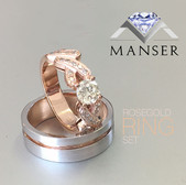 Rose Gold his and her wedding ring set.jpg