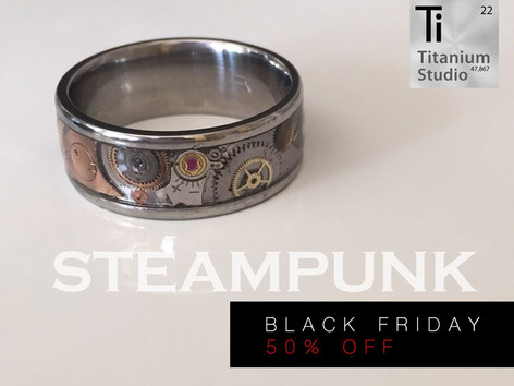 BLACK FRIDAY RING SALE
