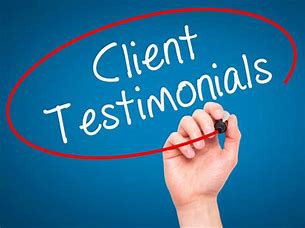 CLIENT TESTIMONIALS ARE YOUR BUSINESS'S SUCCESS STORIES