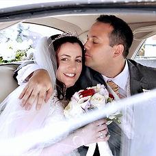 The wedding of Bernie & Colin Digital Al