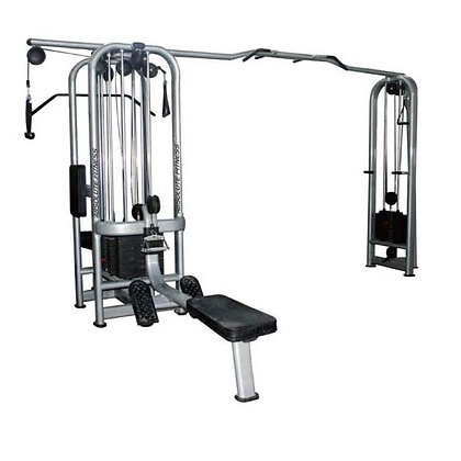 MTS-500S 5 STACK MULTI-STATION GYM
