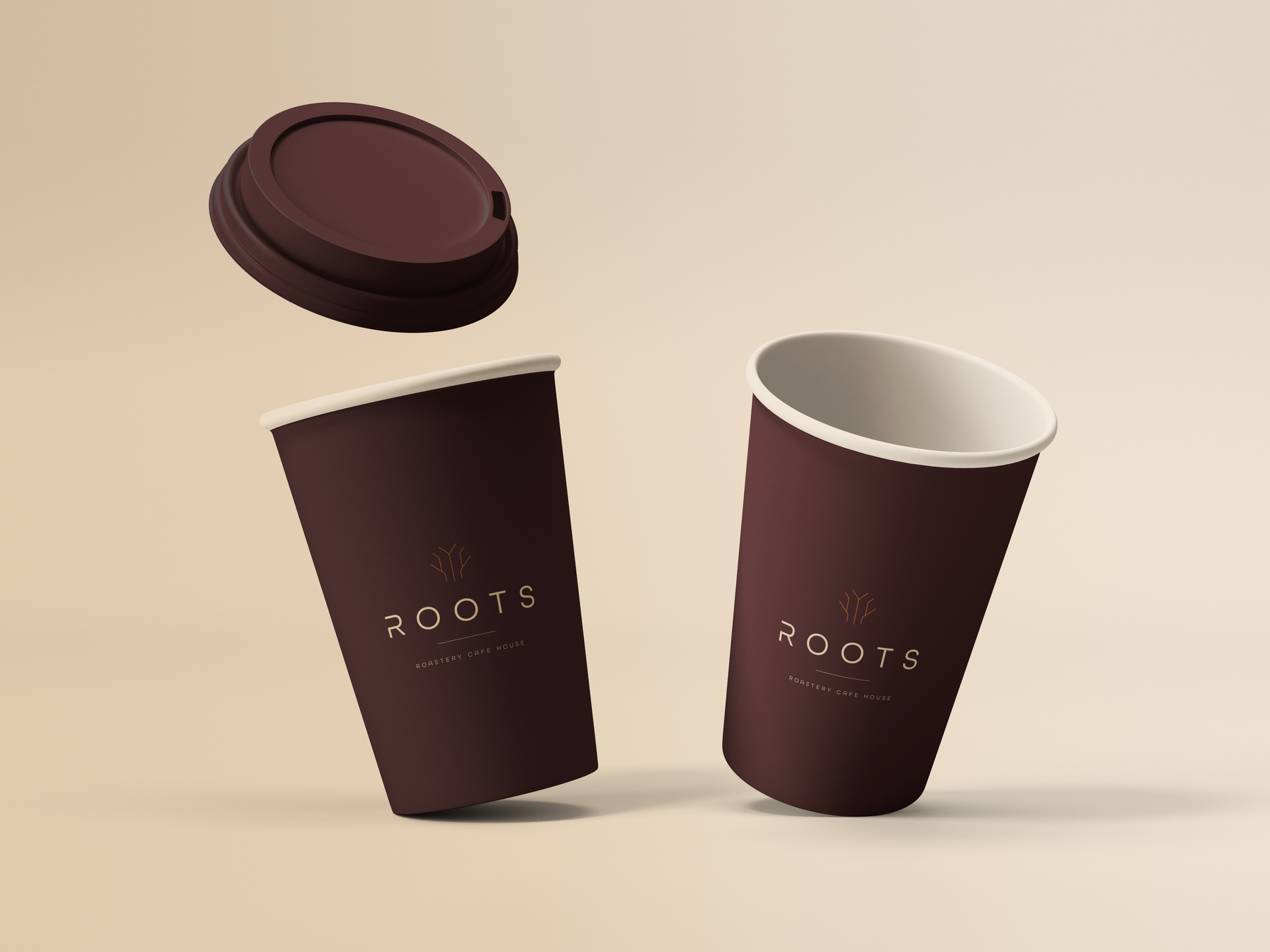 Roots cups