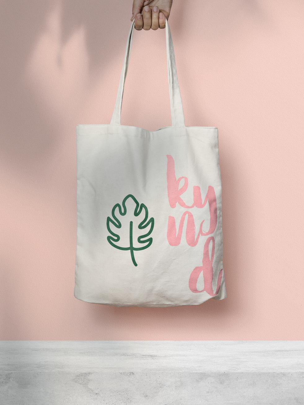 Kynd Canvas Bag