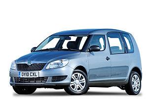 Skoda-Roomster-mini-MPV-2011-front-quart