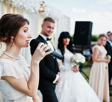 Speech by Maid of Honour