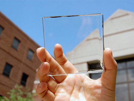 Are Transparent Solar Cells the Future of Solar Energy?