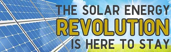 Solar energy revolution