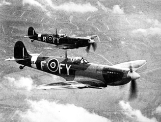 Legends of Aviation #7:   The Spitfire.