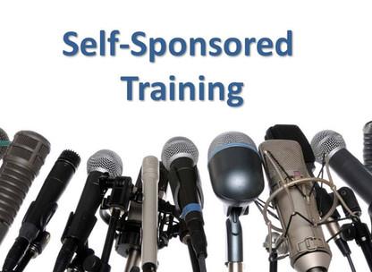 Self-Sponsored Training: The Big Debate