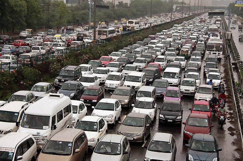 No more traffic jams ?