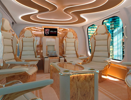VIP Helicopters: The New Private Aviation
