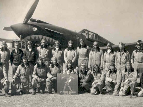 Legends of Aviation: #8  The Flying Tigers