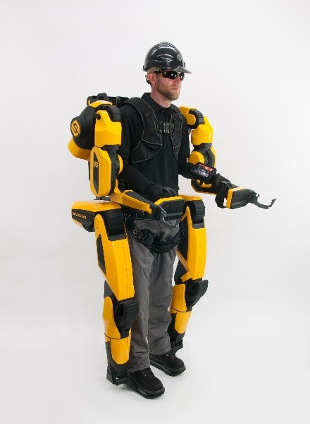 Sarcos' full body exoskeleton