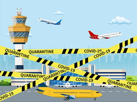 Aviators Travel Long Distances to Start Jobs