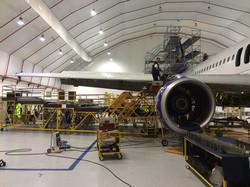 Airbus 320 engine