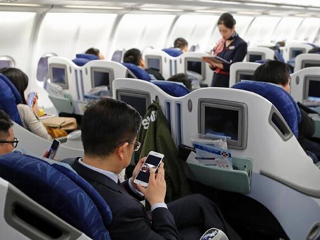 China Aviation Ushered-in the Era of Air WiFi