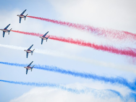 Paris Air Show: The Positive and the Negative