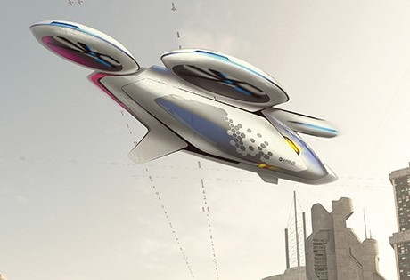 Flying Cars:  Coming soon to a city near you!