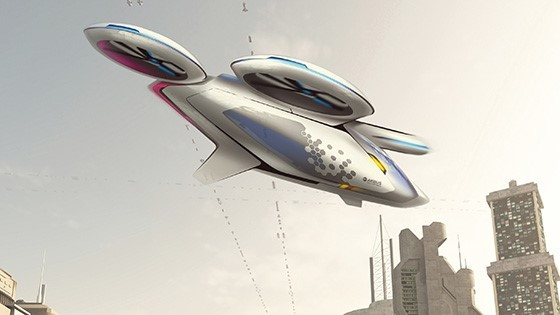 City Airbus may look like this.