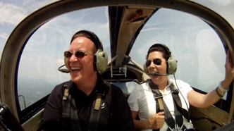 Pilots' life - full of passion in the sky