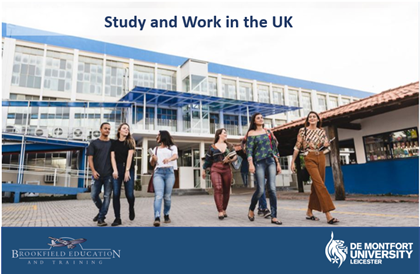 Study and Work in the UK – LIVE Webinar 16th June 2021