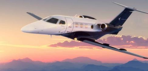 (Embraer's Phenom 300E)