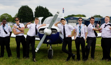 """Take Off for """"The British Aviation Experience"""""""