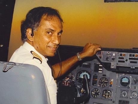 Legends Of Aviation: CAPT. SUNIL WETTIMUNY