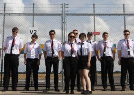 British Aviation Experience 2018