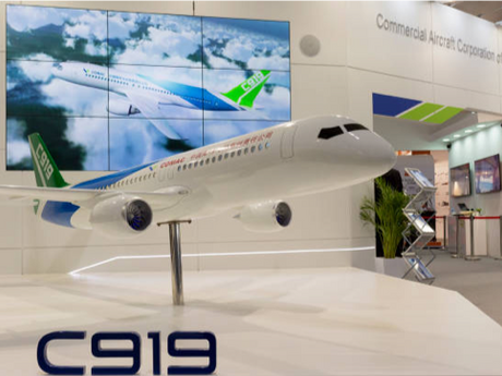Follow up on the C919