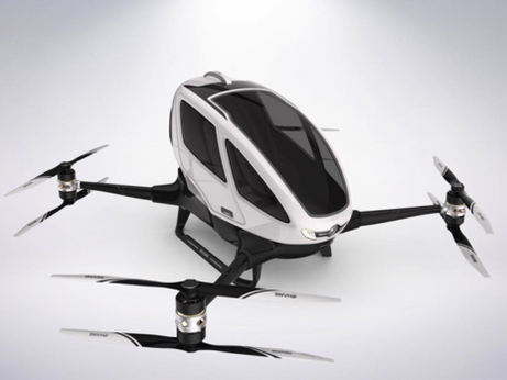 Passengers Drones Roaming in Dubai – A Step Closer to the Future