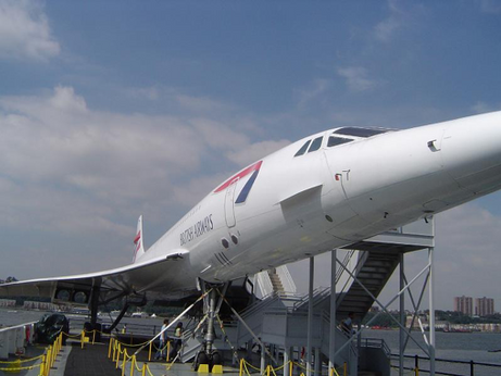 Supersonic Aircraft, History and Future