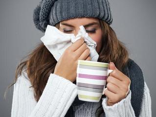Masažom protiv gripe i prehlade