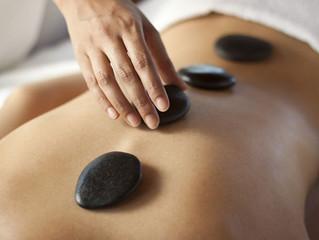 Hot stone masaža | Masaža vrućim kamenjem