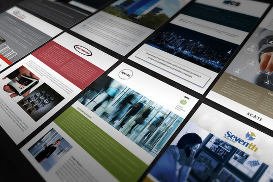 Folders Empresas Segurança