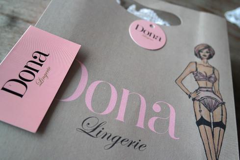 Marca para Loja Lingerie