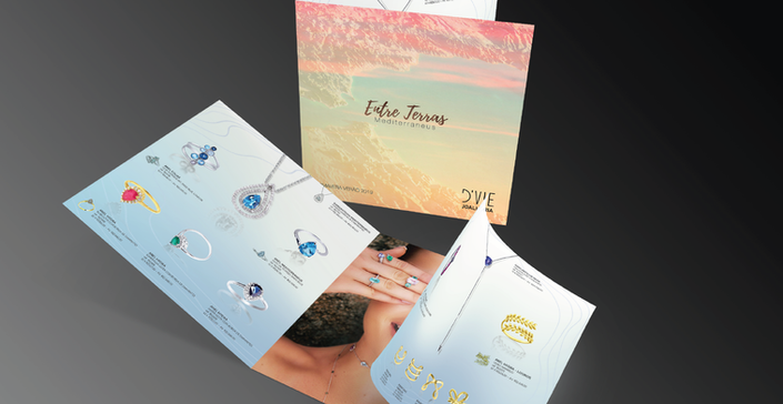 Catálogo D'VIE 2018