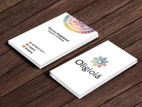 Cartão de Visita Oligioiá