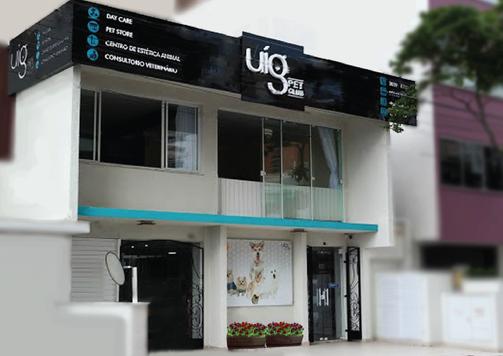 Fachada UÍG PET CLUB