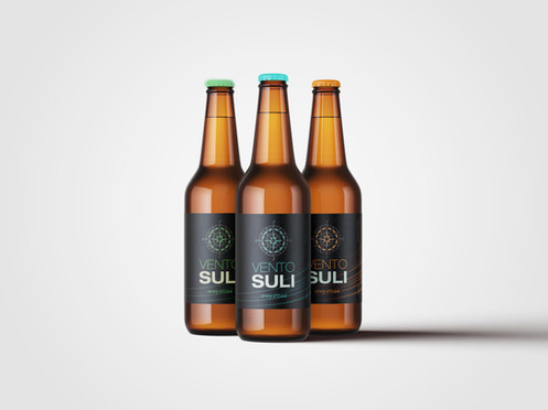 Rótulo Cerveja Vento Suli