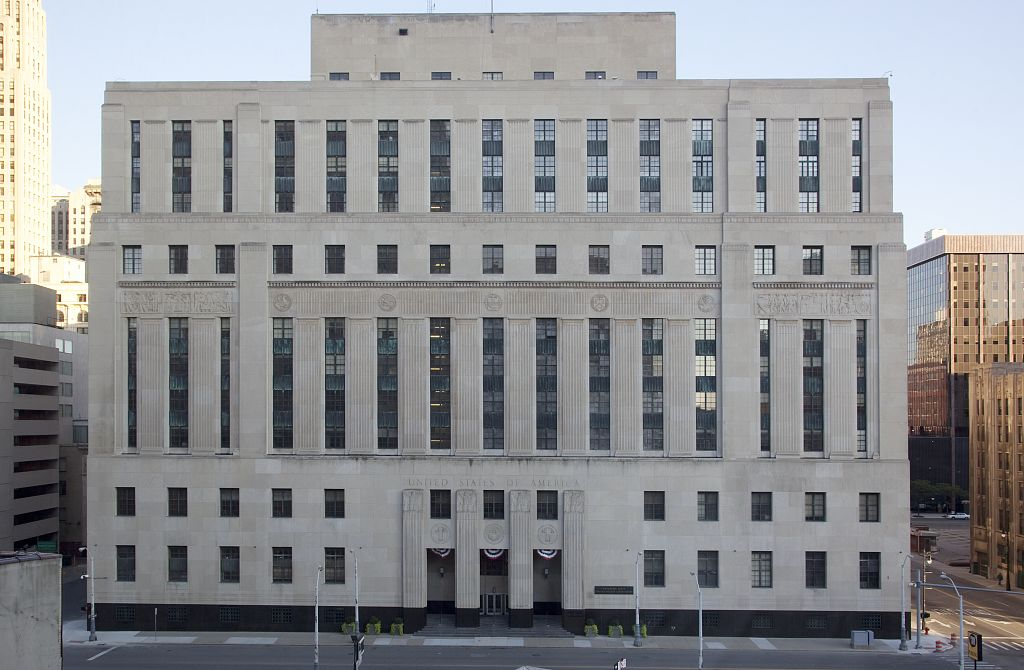Detroit Federal Courthouse