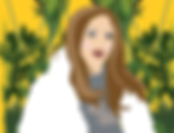 J.Lo Jennifer Lopez Portrait | Illustration digital