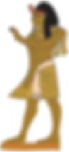 Ancient Egyptian Illustration digital