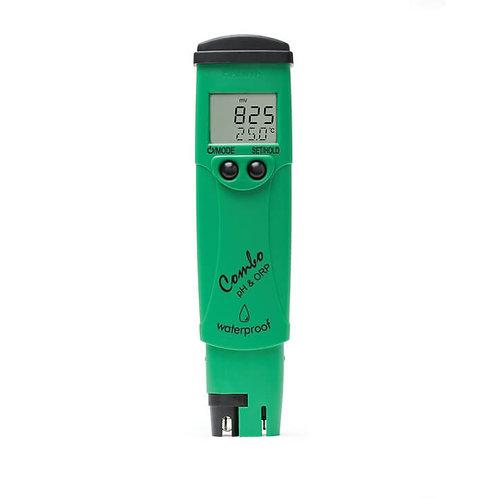 Medidor de bolsillo de pH/ORP/temperatura