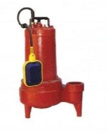 """Bomba Sumergible 1 HP c/flotador""""Línea Americana"""" para Agua Sucia"""