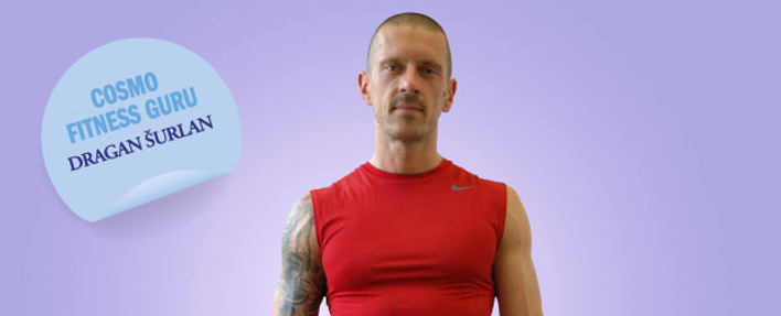 Dragan - Cosmo Fitness Guru