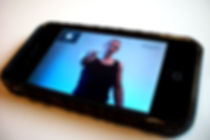 Skype Fitness Bootcamp na smart phone-u
